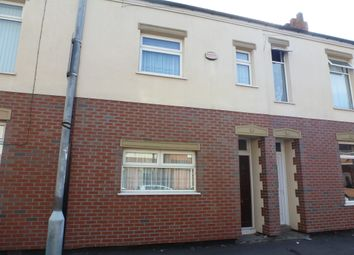 Thumbnail 3 bedroom terraced house to rent in Holland Street, Hull
