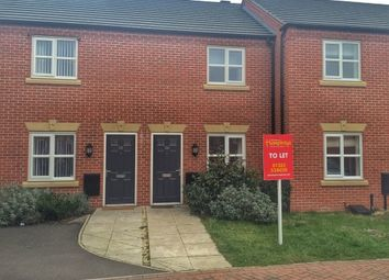 Thumbnail 2 bed property to rent in Blakeholme Court, Burton Upon Trent, Staffordshire