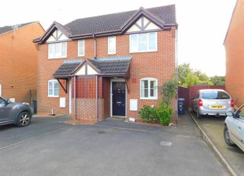 Thumbnail 2 bed semi-detached house for sale in The Slad, Stourport-On-Severn