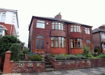 Thumbnail 3 bed semi-detached house for sale in Jubilee Road, Middleton, Manchester