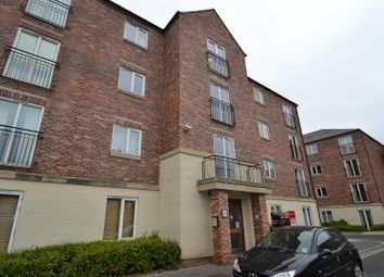 Thumbnail 2 bed flat to rent in Kingfisher House, Lawrence Street, York