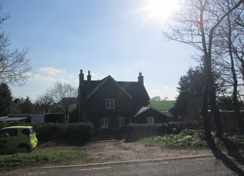 Thumbnail 3 bed detached house to rent in Station Road, Ashwell, Baldock