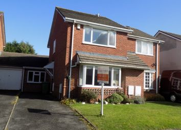 Thumbnail 3 bed semi-detached house to rent in Matchlock Close, Streetly, Sutton Coldfield