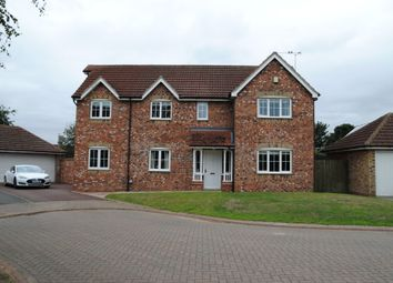 Thumbnail 4 bed detached house for sale in Chapel Court, Hibaldstow, Brigg