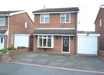 Thumbnail 3 bedroom detached house for sale in Java Crescent, Trentham, Stoke-On-Trent