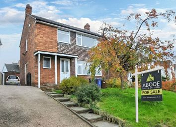 Thumbnail 3 bed detached house for sale in Short Street, Stapenhill, Burton-On-Trent