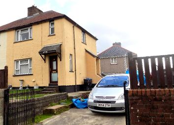 Thumbnail 3 bed terraced house for sale in Henderson Road, Brynmawr