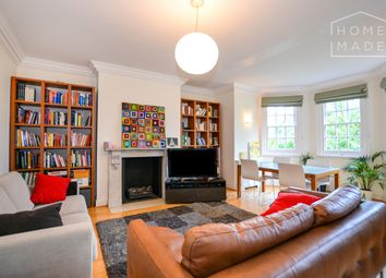 Thumbnail 3 bed flat to rent in Wedderburn Road, Hampstead