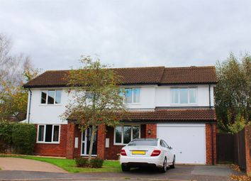 Thumbnail 4 bed detached house for sale in Sundew Close, Taunton, Somerset