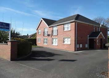 Thumbnail 2 bed flat to rent in Glebe Road West, Newtownabbey