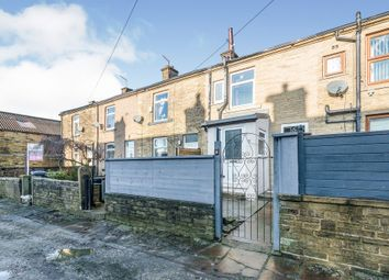 Thumbnail 2 bedroom terraced house for sale in Wellington Street, Queensbury, Bradford