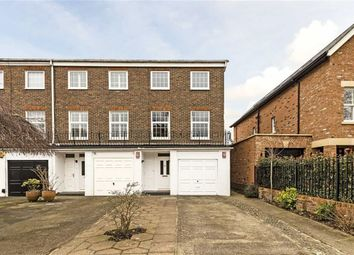 Thumbnail 4 bed terraced house for sale in Waldegrave Park, Twickenham