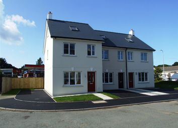 Thumbnail 3 bed end terrace house to rent in Victoria Gardens, Johnston, Haverfordwest