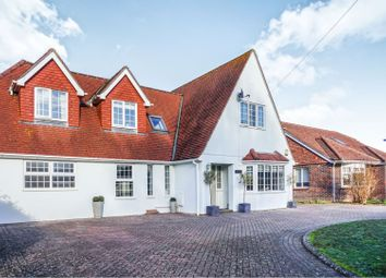 Mill Lane, Runcton, Chichester PO20. 5 bed detached house for sale