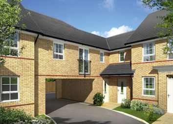 "Thumbnail 1 bedroom flat for sale in ""Stroud"" at Carters Lane, Kiln Farm, Milton Keynes"