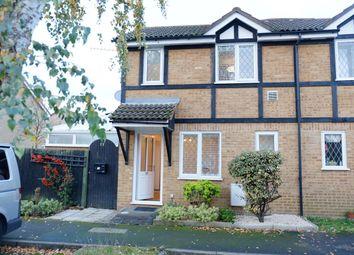 Thumbnail 1 bed semi-detached house for sale in Primrose Close, Wallington