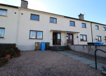 Thumbnail 2 bed terraced house to rent in Cluny Road, Dingwall