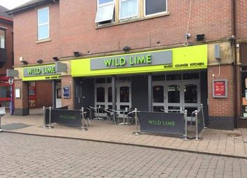 Thumbnail Leisure/hospitality to let in Wild Lime Sports Bar & Restaurant, 22-23 Market Street, Loughborough
