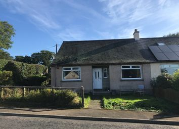 3 bed semi-detached bungalow for sale in Sinclair's Hill, Near Duns TD11