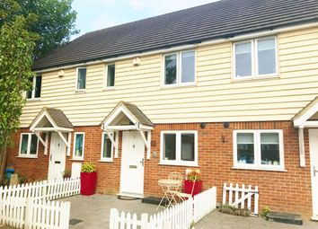 Thumbnail 2 bed terraced house to rent in Hamilton Road, Little Canfield, Dunmow