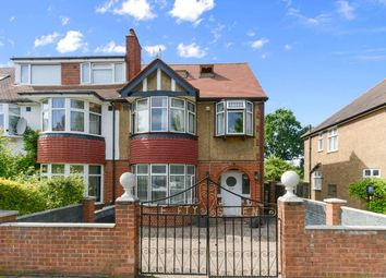 Thumbnail 5 bed end terrace house for sale in Brunswick Road, Ealing