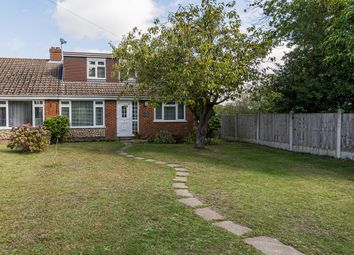 Thumbnail Semi-detached bungalow for sale in Nightingale Close, Chartham Hatch, Canterbury
