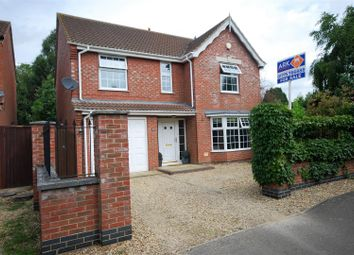 Thumbnail 5 bed detached house for sale in Wygate Road, Spalding