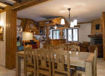 Thumbnail 4 bed semi-detached house for sale in 73600 Near Hautecour, Savoie, Rhône-Alpes, France