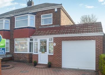 Thumbnail 3 bed semi-detached house for sale in Brierfield Grove, Barnes, Sunderland