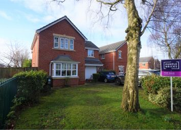 4 bed detached house for sale in St. Lesmo Road, Edgeley, Stockport SK3