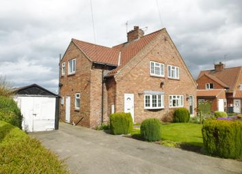 Thumbnail 3 bed semi-detached house to rent in Rudgate Grove, Whixley, York