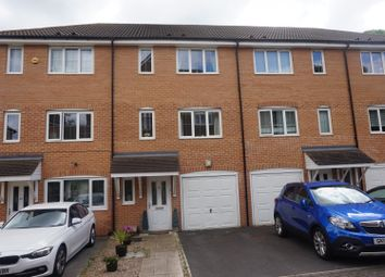 Thumbnail 4 bedroom town house for sale in Woodland Drive, Leeds
