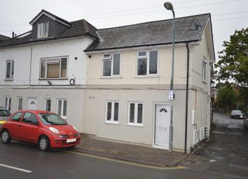 Thumbnail 2 bed flat to rent in The Square, Pennington, Lymington