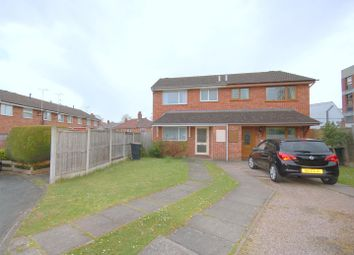 Thumbnail 2 bed semi-detached house for sale in Mary Street, Crewe