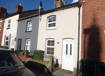 2 bed terraced house to rent in Green Street, Hereford HR1