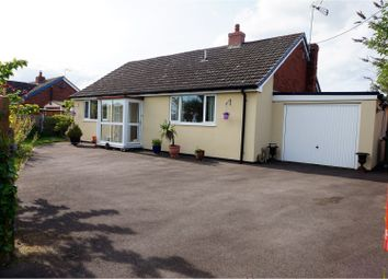 Thumbnail 3 bed detached bungalow for sale in Cadney Lane, Bettisfield, Nr. Whitchurch