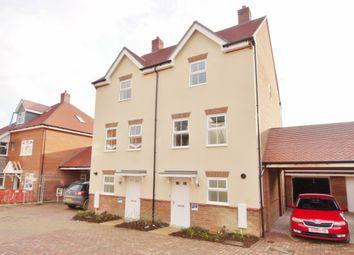 Thumbnail 4 bed semi-detached house to rent in Ellis Road, Wickhurst Green, Broadbridge Heath, Horsham