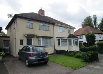 Thumbnail 3 bedroom semi-detached house for sale in Norman Road, Bearwood, Smethwick