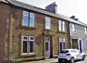Thumbnail 6 bed link-detached house for sale in 25 Port Street, Annan, Dumfries & Galloway
