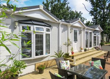 Thumbnail 2 bedroom mobile/park home for sale in Tulip Court, Organford, Poole