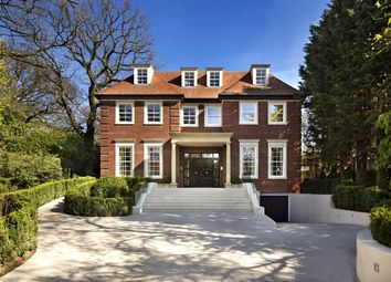 Thumbnail 11 bed detached house for sale in White Lodge Close, The Bishops Avenue, London