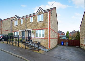 Thumbnail 3 bed semi-detached house for sale in Willow Tree Grove, Heron Cross, Stoke-On-Trent