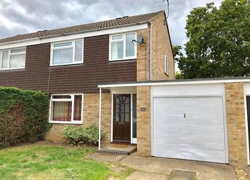 Thumbnail 3 bed semi-detached house to rent in Whaley Road, Wokingham
