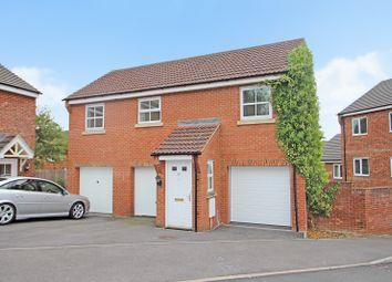Thumbnail 2 bed detached house to rent in Corbin Road, Hilperton, Trowbridge