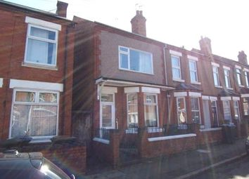 Thumbnail 3 bed end terrace house for sale in Kirby Road, Earlsdon, Coventry, West Midlands