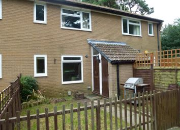 Thumbnail 1 bed maisonette to rent in Kennet Close, West End, Southampton