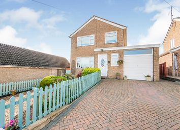 Thumbnail 3 bed detached house for sale in Nene View, Oundle, Peterborough