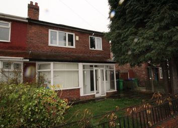 Thumbnail 3 bed semi-detached house for sale in Egerton Road South, Chorlton, Manchester