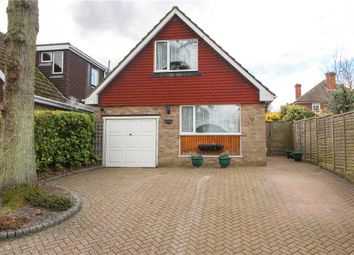 Thumbnail 3 bed detached house for sale in Freshwood Drive, Yateley, Hampshire