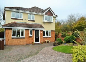 Thumbnail 4 bed detached house for sale in Aisthorpe Grove, Maghull, Liverpool